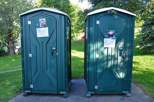 A Royal Flush Is Full Service Portable Restroom Company That Services M Ct