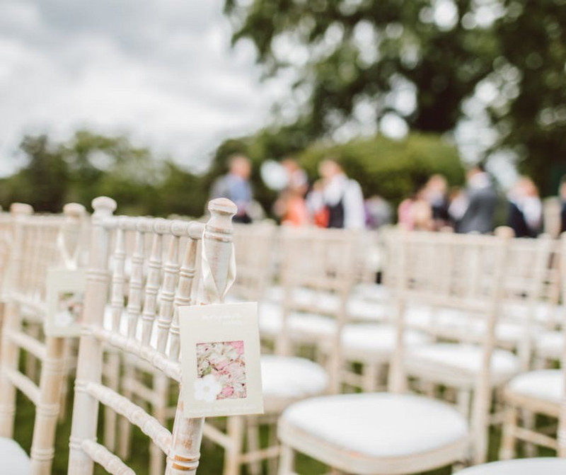 Outdoor Wedding Plan
