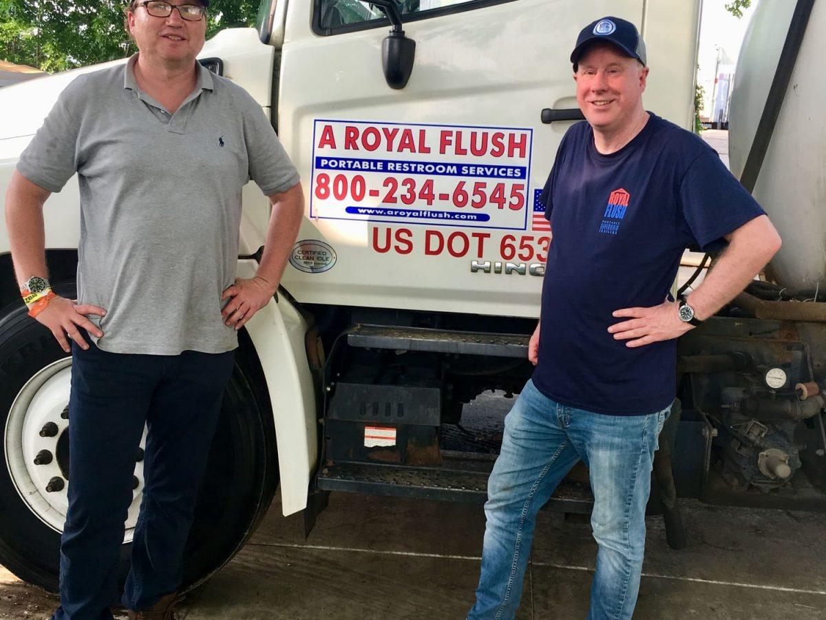 A Royal Flush image