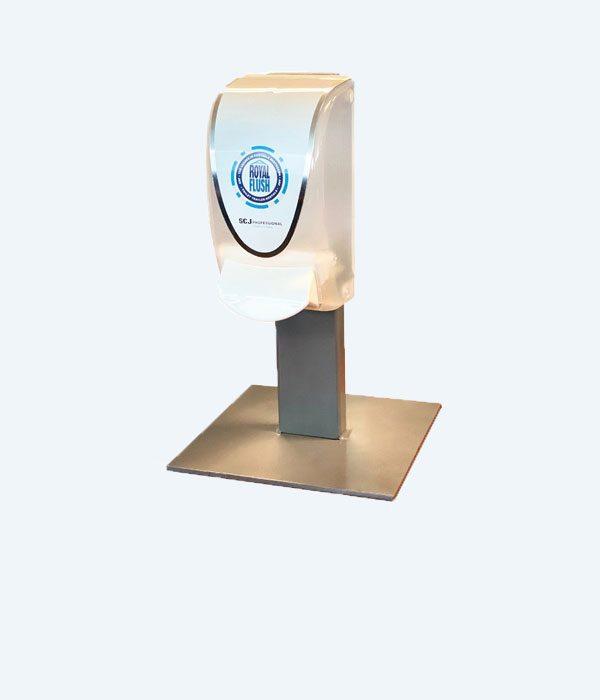 Desktop Hand Sanitizer Stand